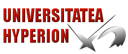 Logo Universitatea Hyperion